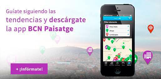 App BCN Paisatge Urbà