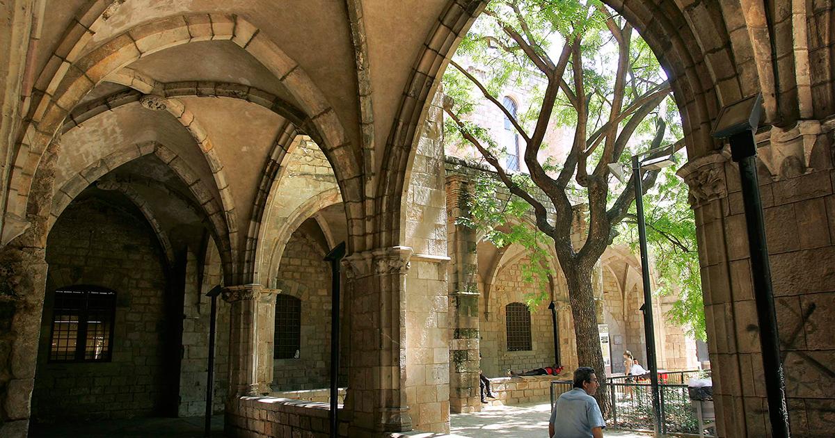 medieval barcelona history meet barcelona