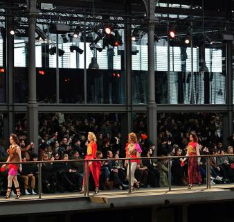 Passarel·la del 080 Barcelona Fashion
