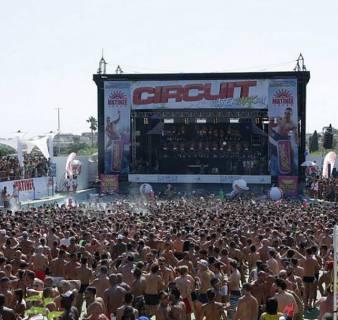 El cartell del Circuit Festival