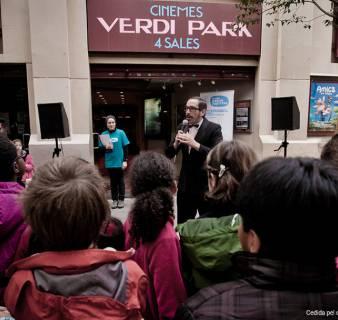 Público infantil en El Meu Primer Festival