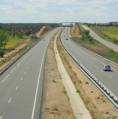 Autoroutes et quatre-voies