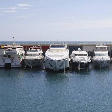 Embarcaciones privadas