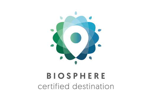Biosphere certified destination