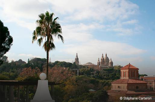 View of Montjuic