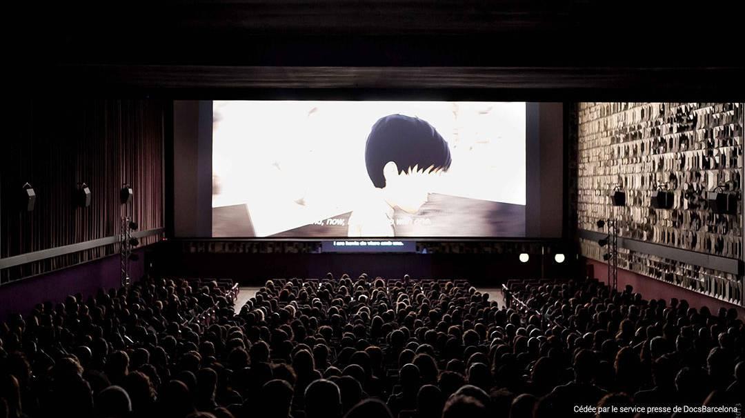 Une projection au DocsBarcelona