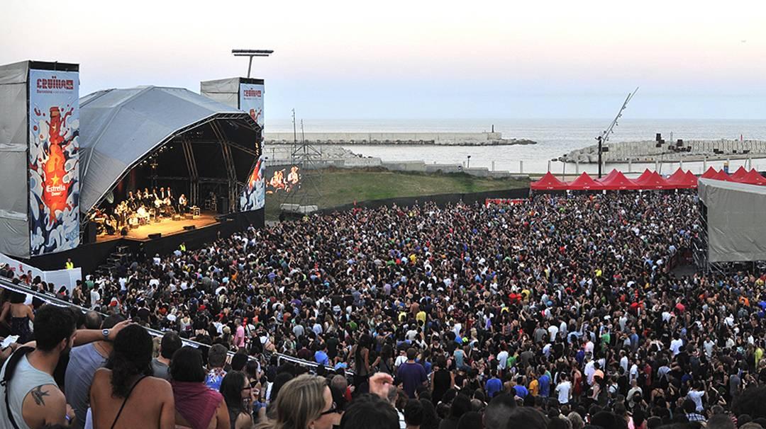 El festival Cruïlla Barcelona