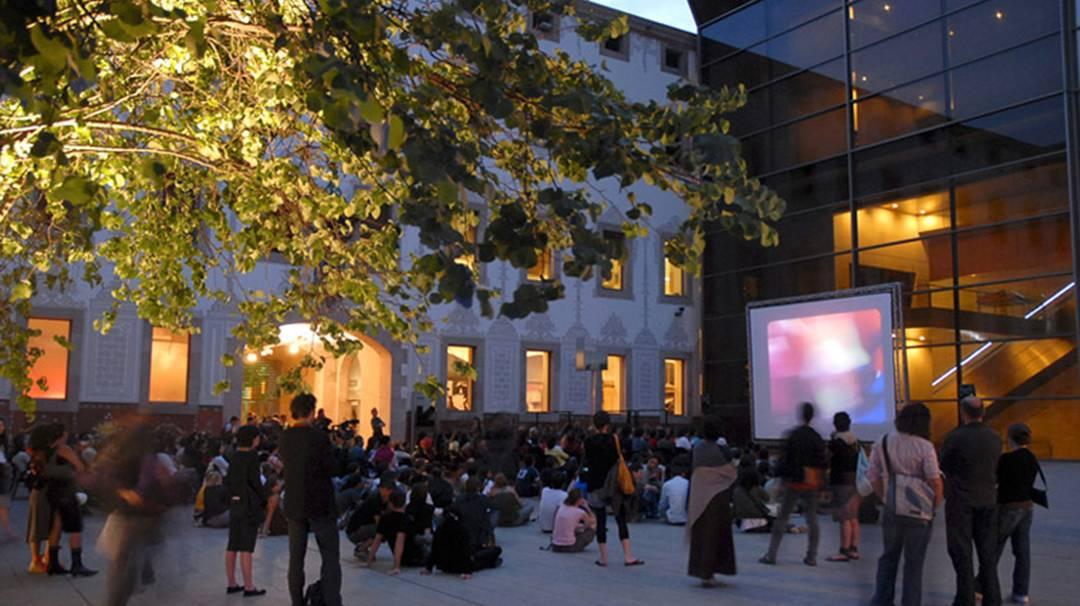 Screenings at the LOOP Festival