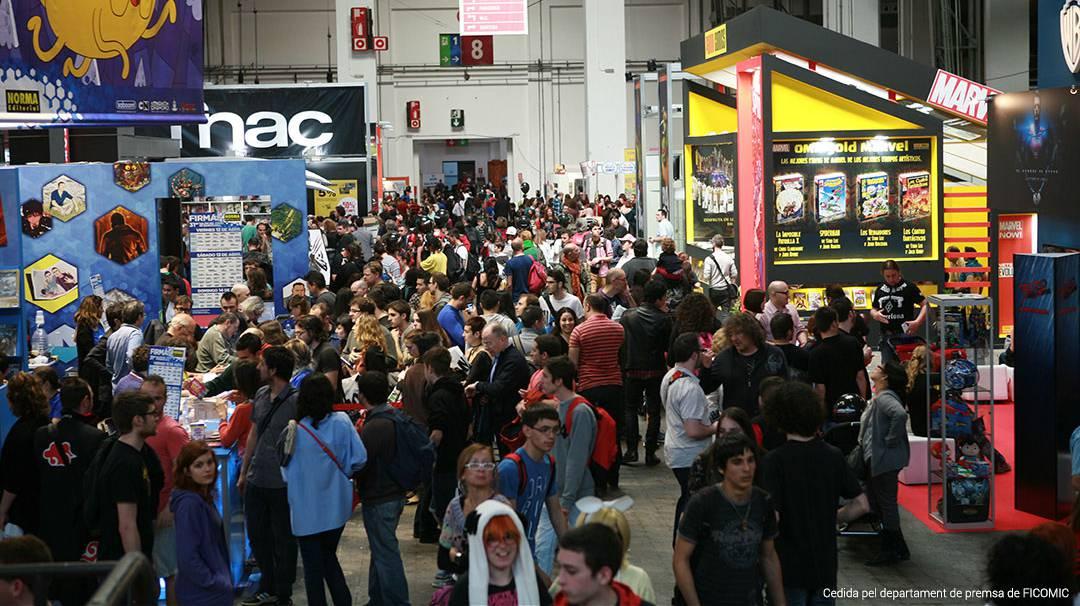 El Saló Internacional del Còmic