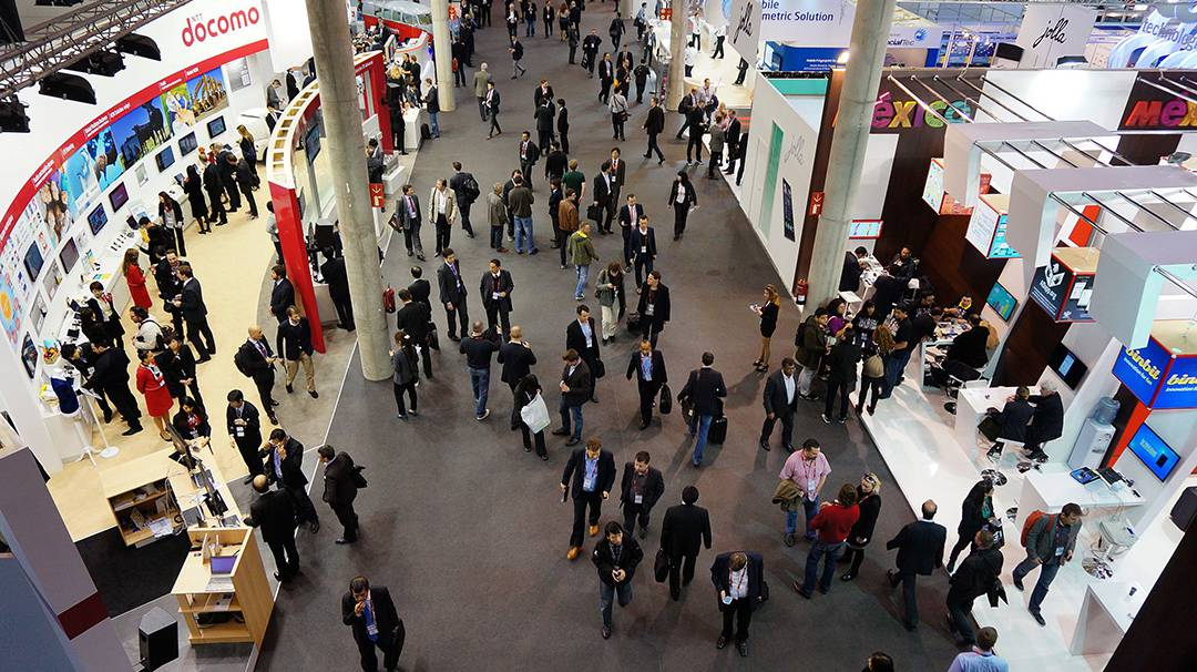 Le site du GSMA Mobile World Congress
