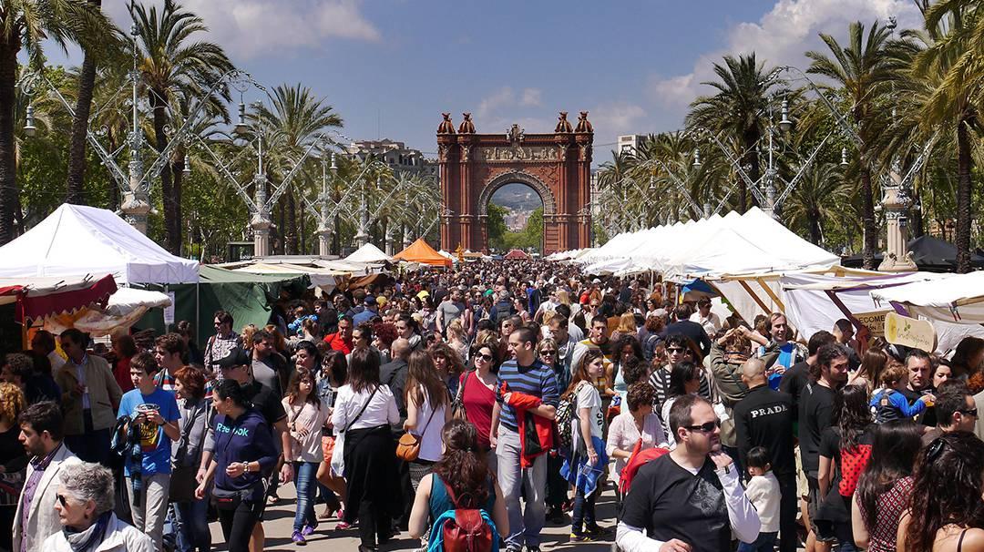 La Fira per la Terra - Mercat per la Terra (Barcelona Earth Fair- Earth Market)