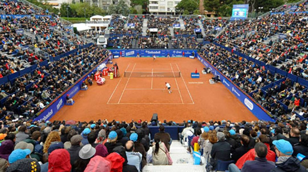 Le Barcelona Open Banc Sabadell, Trophée Godó