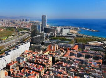 Près de Barcelone
