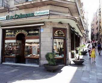 La Barcelone pâtissière