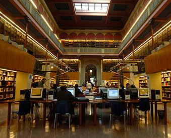 Intermediate vocational education enrolment in Barcelona