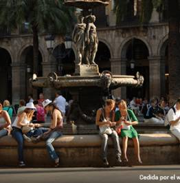 Barcelona, ciudad de acogida para la comunidad internacional