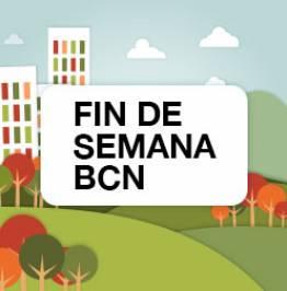 Cartel de Fin de Semana BCN