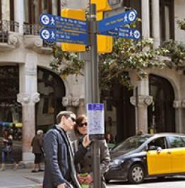 Mapa i guies Barcelona