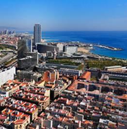 A prop de Barcelona
