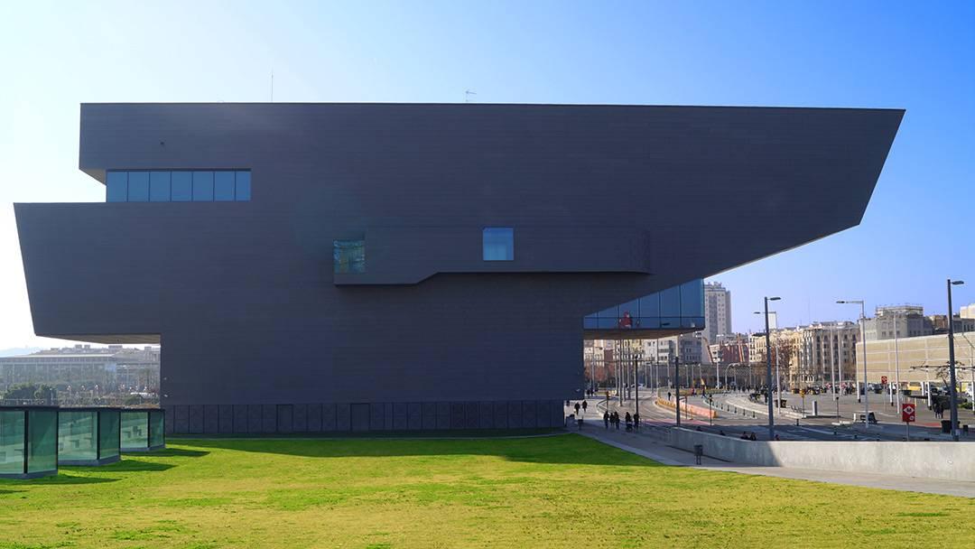 Disseny Hub Barcelona building