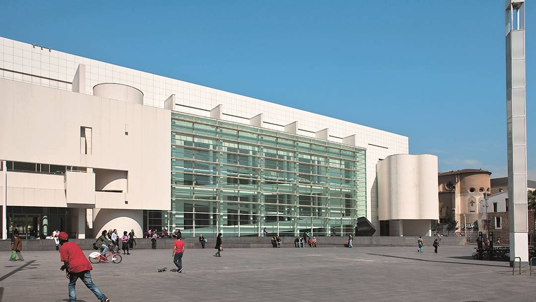 MACBA building