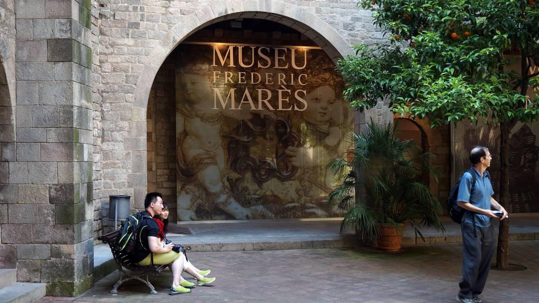 El Museo Frederic Marès