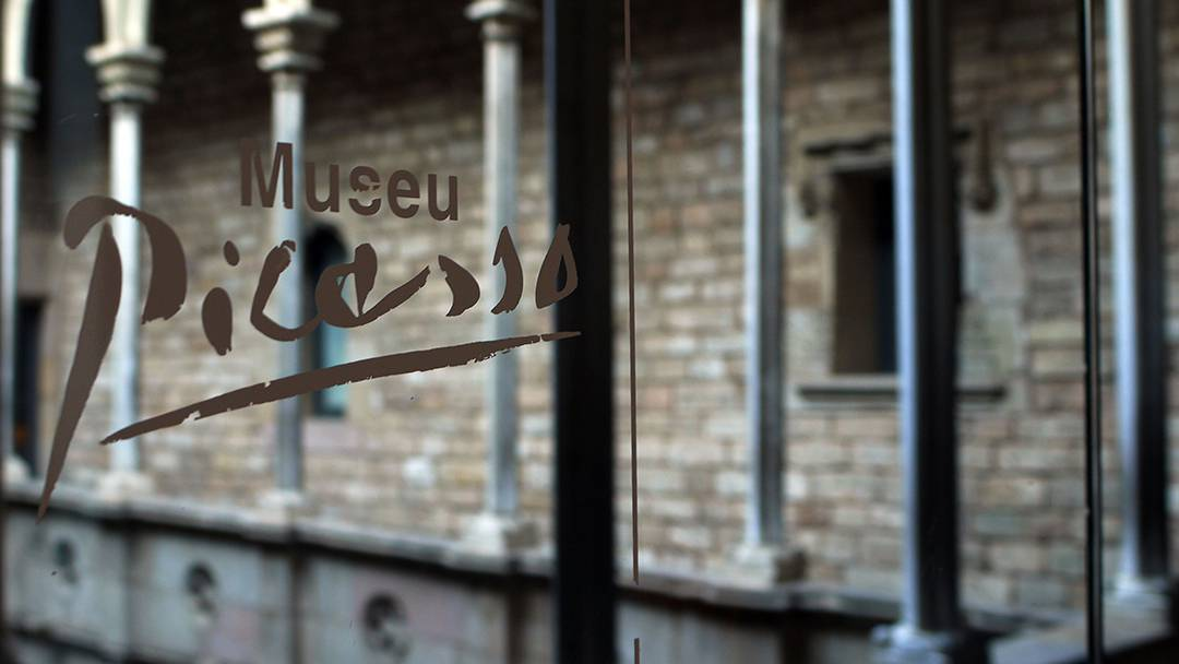 Museu Picasso in Barcelona