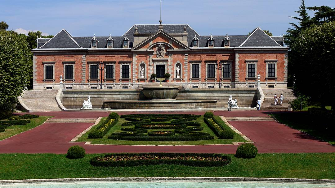 El Palacete Albéniz, en los jardines de Joan Maragall
