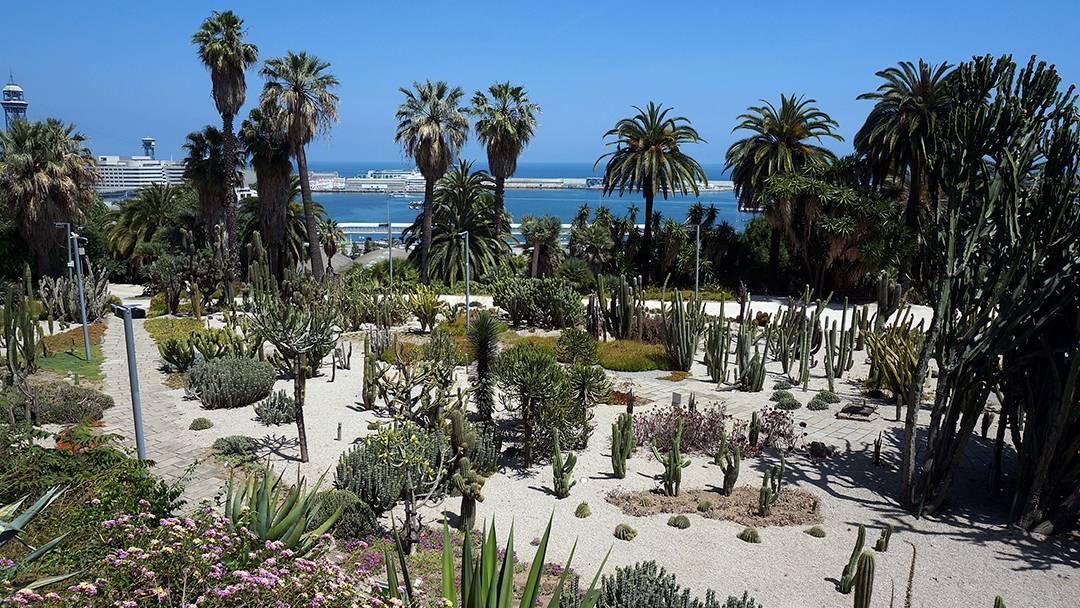 Els jardins de Mossèn Costa i Llobera