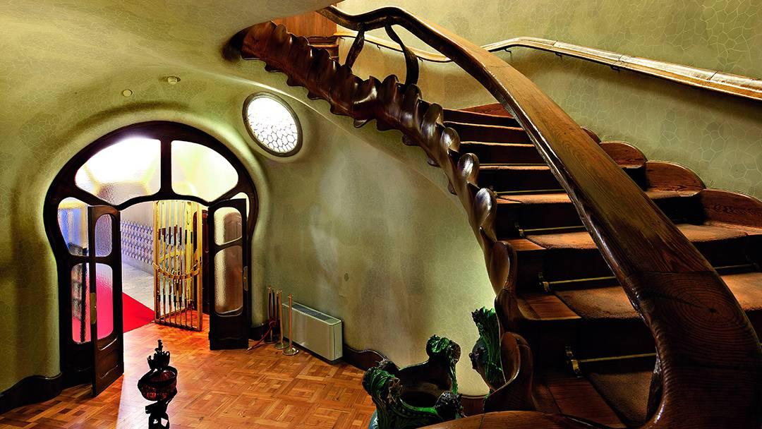 Intérieur de la Casa Batlló
