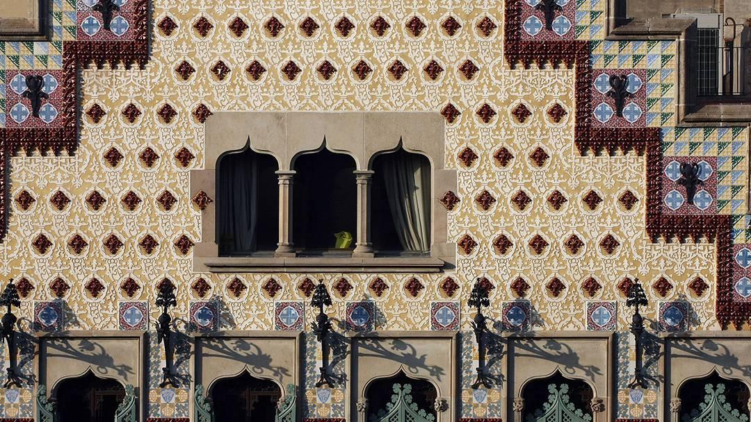 Casa Amatller windows