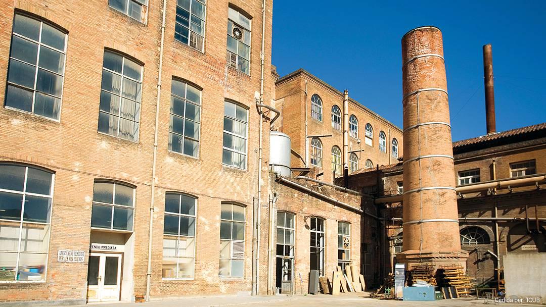 Fabra i Coats factory