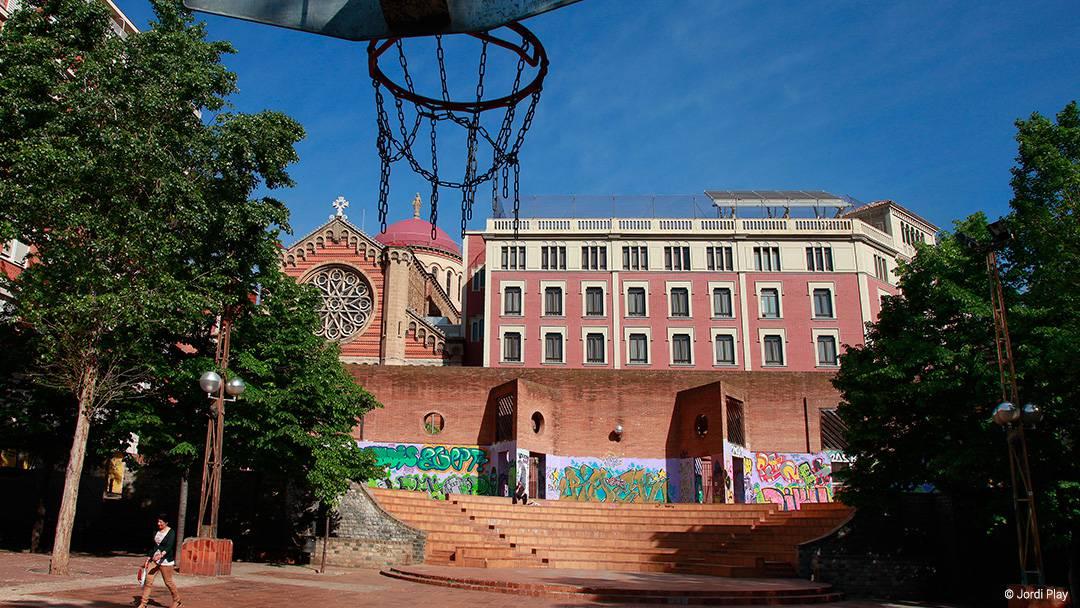 La plaça de la Sedeta