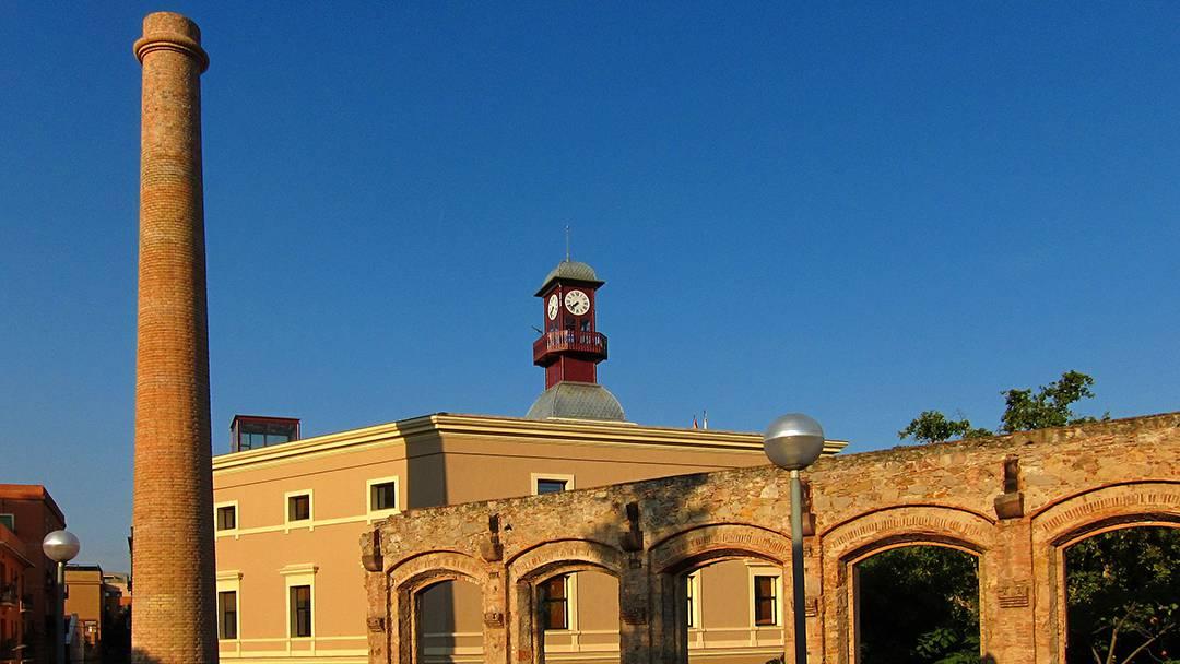 Le Centre culturel La Farinera del Clot