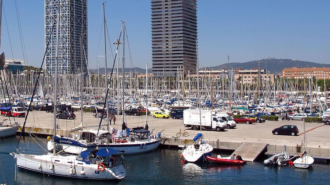 Le Port olympique