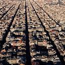Vista aérea de L'Eixample