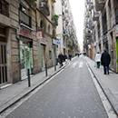 A street in Terenci Moix's Raval