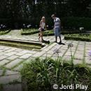 Los jardines de la Tamarita