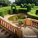 The Laberint d'Horta was used to recreate the atmosphere of 'Perfume'