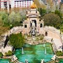 El parc de la Ciutadella