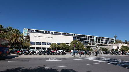Faculty of Economics and Business at the University of Barcelona