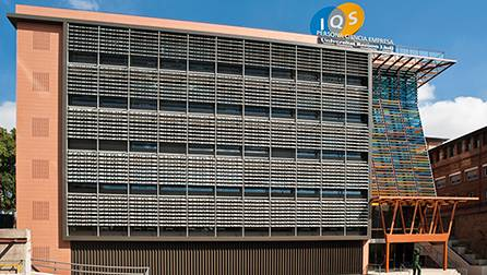 IQS, Universidad Ramon Llull - Másteres y posgrados