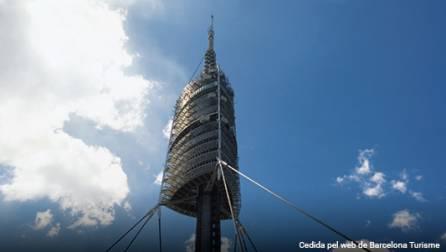 Torre de Collserola a Barcelona