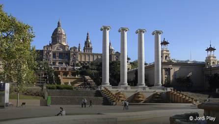Les Fontaines de Montjuïc de l'Exposition universelle de 1929