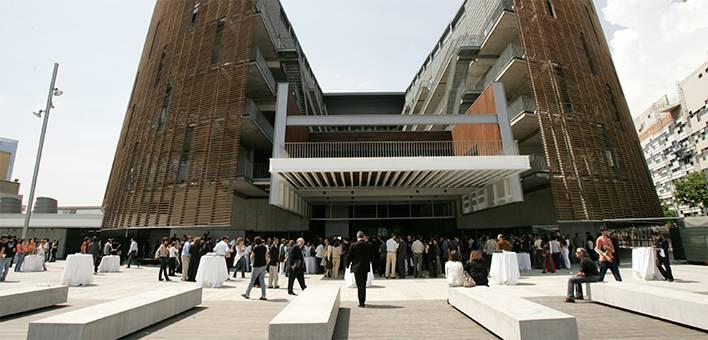 Parc de Recerca Biomèdica de Barcelona, UPF