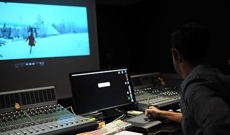 Escola de cinema ESCAC a Barcelona