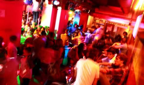 Discothèques et clubs gays