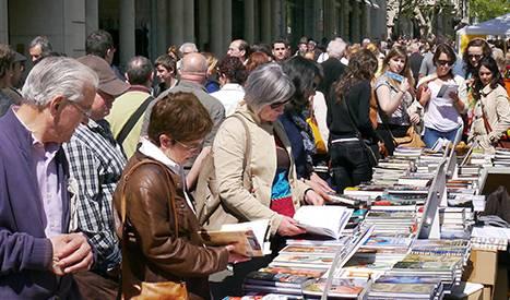 The feast day of Sant Jordi