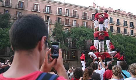 La fête catalane