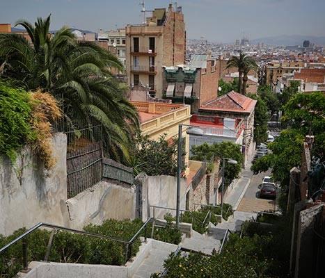 Views from La Satalia